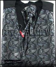 Formal Tailor Waistcoat(vest+ascot tie+cufflinks+handkerchief)