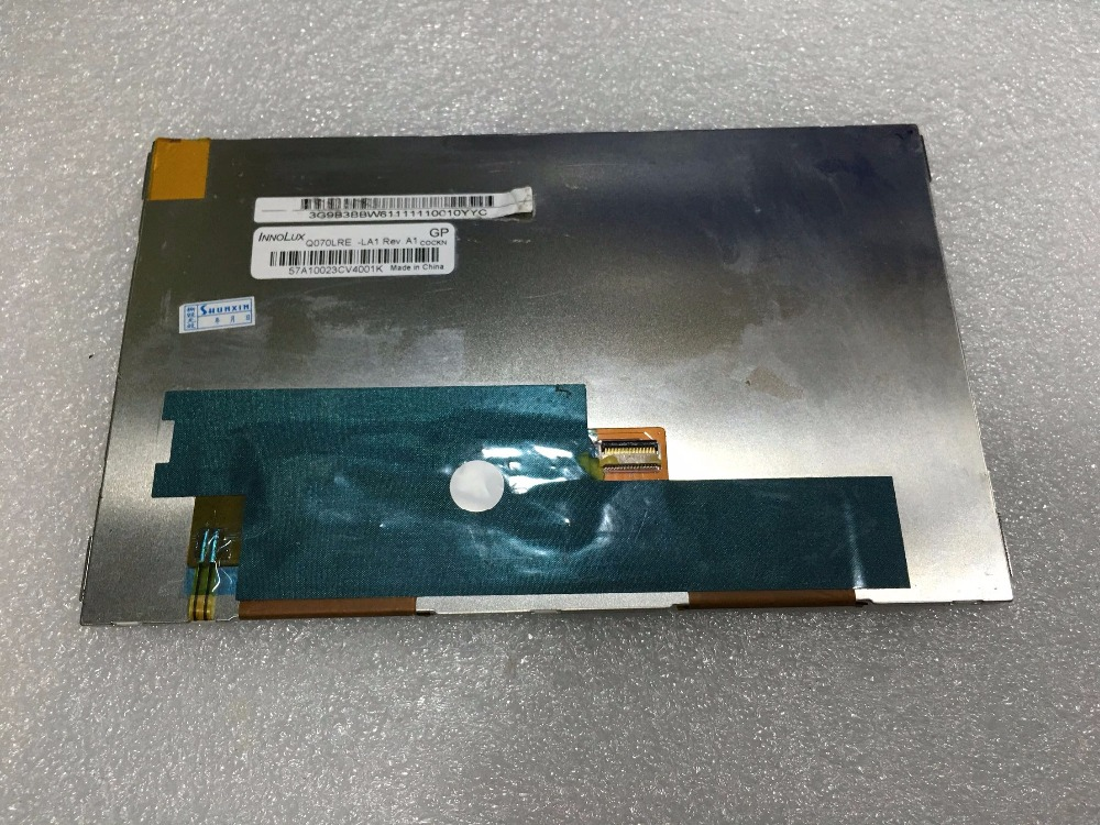 Q070LRE-LA1 LCD Displays screen wtl0785d02 lcd displays screen