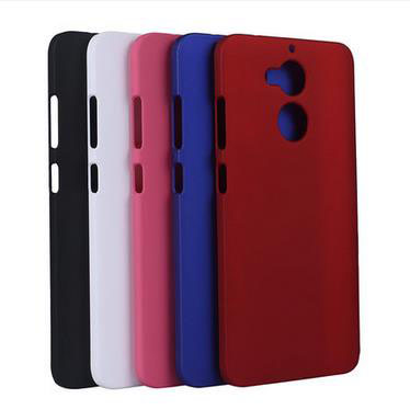 Matte Hard PC Cover FoR QMobile Noir Z14