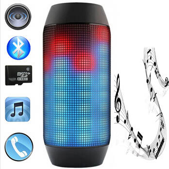 Goede Pulse Draagbare Bluetooth speakers Streaming Mini Speaker met PI-08