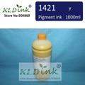 [Чернила КЛД] 1 шт. x 1000 мл совместимые BCI-1421 BCI1421 BCI1441 желтые пигментные чернила для W8200 W8400 широкоформатный принтер