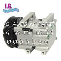 AC COMPRESSOR For Car Ford F 250 Diesel 1999 2003 4R3Z19703A CO 101700C 4R3Z 19703 A