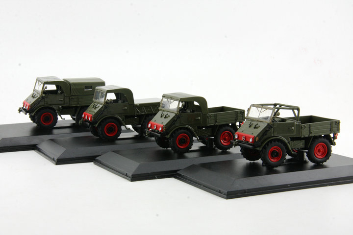 ФОТО Special Original 1:43 Classic U401 military off - road vehicle model Four Alloy car model Collection model Holiday gifts