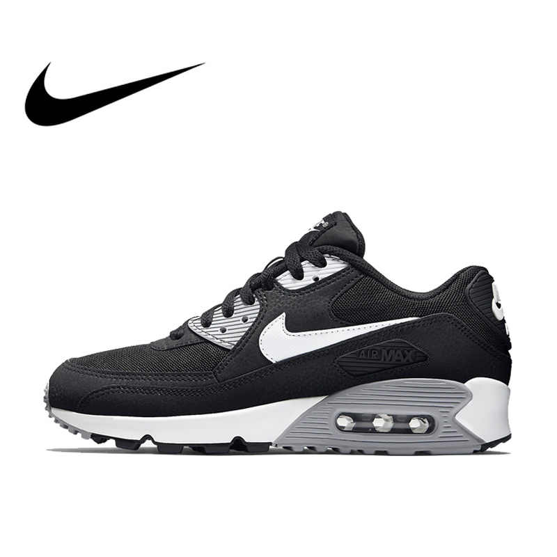 NIKE AIR MAX 90 ESSENTIAL Breathable Women's Running Shoes