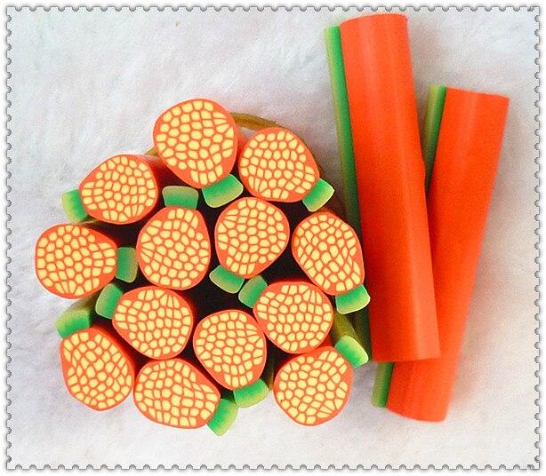 Nail art clay tablets fruit slice mobile beauty materials nail art decoration supplies nail art clay bar