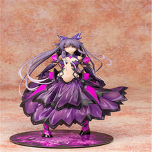 NEW HOT DATE A LIVE Princess Yatogami Tohka sexy PVC Action Figure Model Toys Anime Collection Gift 24cm