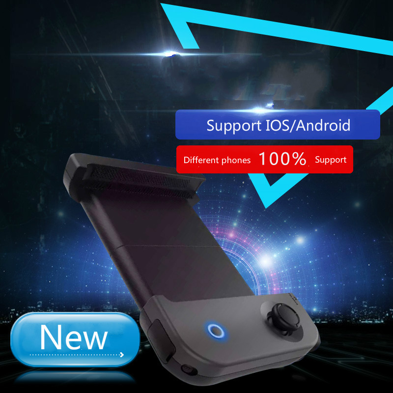 Cdragon handjoy gamepad single side more comfortable mobile phone controlller all views 85mm 33 meters 0 08mm single side high