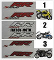 2008 2009 2010 2010 2013 2014 for BMW S1200RR bike motorcycle decal stickers printing on both sides of the original fairing
