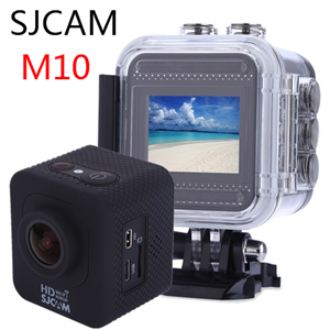 Original sjcam m10 wifi full hd mini cámara de la acción 30 m impermeable cámara