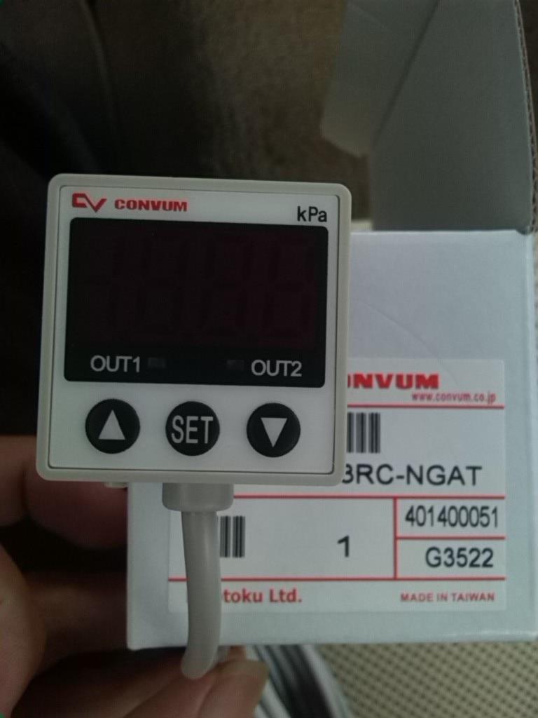 JAPAN original CONVUM MPS-V33RC-NGAT pressure sensor spot! цена