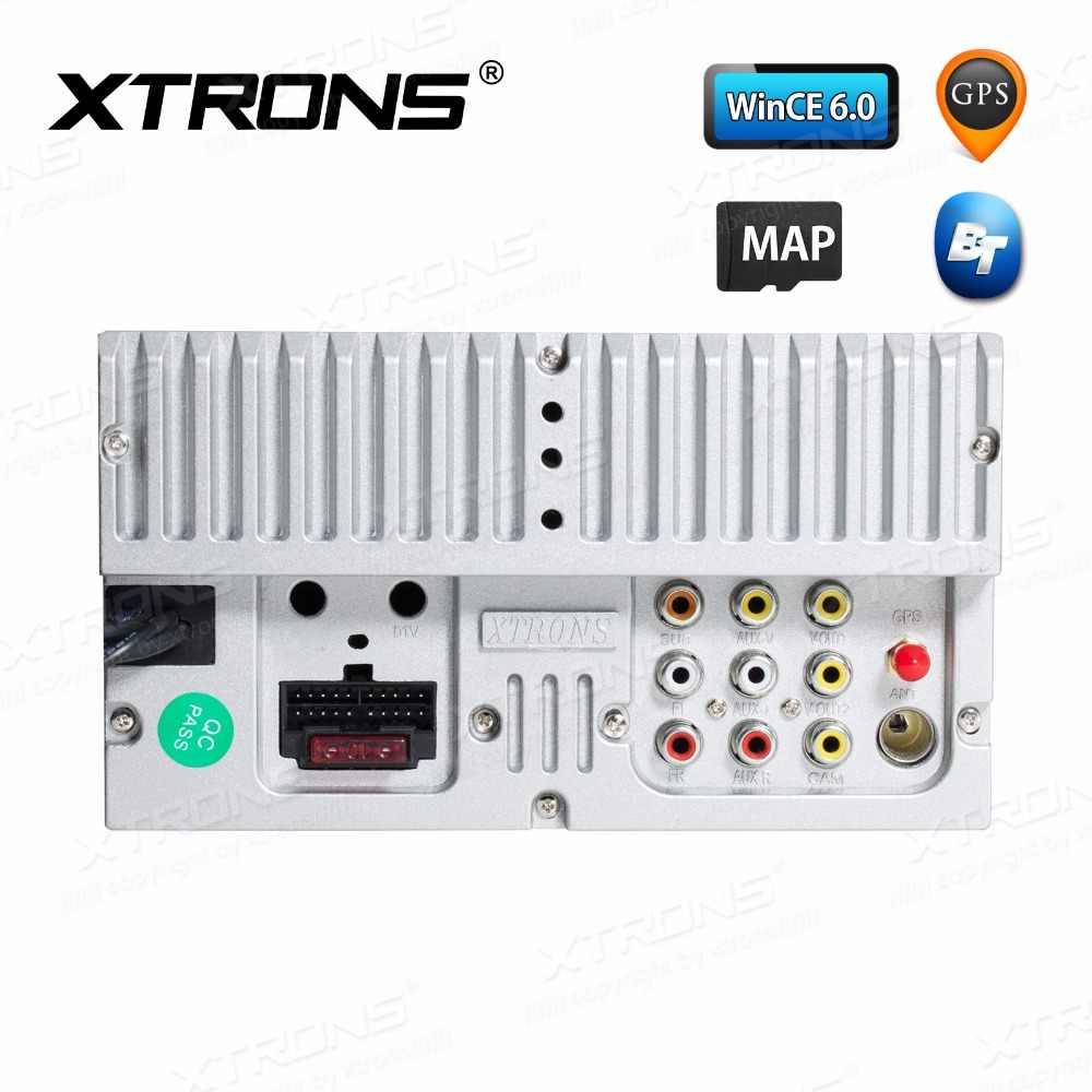XTRONS 8 インチ 2 喧騒車の Dvd プレーヤー GPS ナビゲーションラジオの Usb の Windows Ce トヨタプリウス左手ドライブ 2009 2010 2011 2012 2013