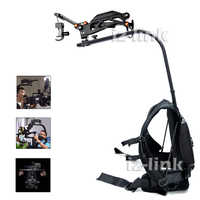 As Easyrig  Load  3-10KG 6lbs - 22 lbs Serene Damping Arm + Flowcine Steady Support Body For Video Film