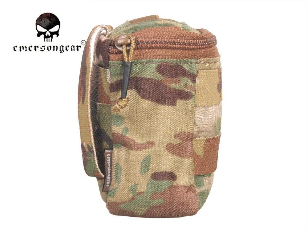 Image 3 - Emersongear Скрытая Перчаточная сумка/500D Мультикам Молл битва  поле медик EMT сумка EM9336medical mollemolle medicalpouch pouch -