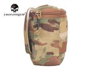 Image 3 - Emersongear bolsa para guantes ocultos, Multicam, MOLLE, campo de batalla, médico, EM9336