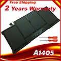 Batterie d'ordinateur portable A1405 pour MacBook Air 13