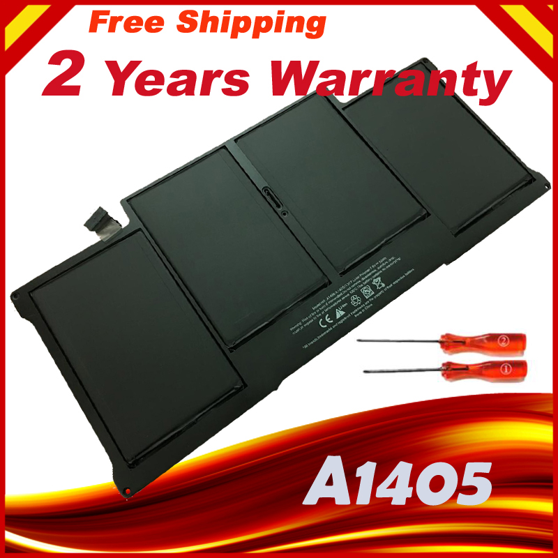 "Brand New Battery A1405 dla MacBook Air 13 ""A1369 Mid 2011 i A1466 Połowa 2012"