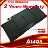 Brand New Original Genuine Battery A1405 For MacBook Air 13 A1369 Mid 2011 A1466 Mid 2012