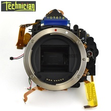 500D Mirror Box Main Body  With Viewfinder And Shutter Assembly Unit Camera Repair Parts For Canon