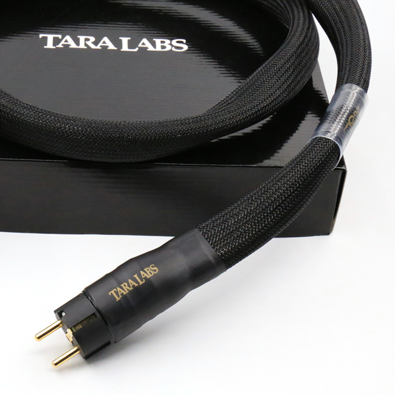 1.8M  HIFI audio The One AC Power Cable Audiophile EU Schuko Audio Power cable with original box