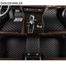 Car-Floor-Mats Carpet-Covers Automobile Custom Volkswagen Zhoushenglee for Vw Tiguan