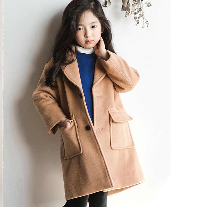d85d3642e Detail Feedback Questions about woolen big girls clothes autumn ...