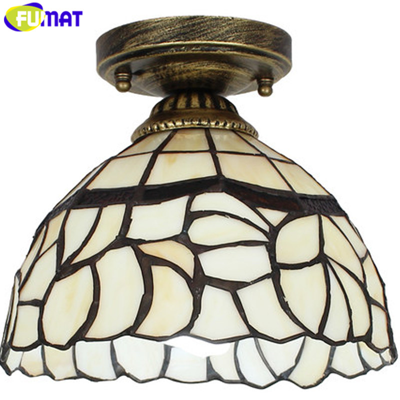 3Stained Glass Tiffany Ceiling Lighting