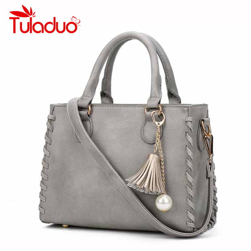 Women's Shoulder Bags Matte Leather Fashion Bag Brand Designer Ladies Handbag Ne