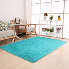 2017 New Fashion 40*60*3cm artificial wool Anti-skid Carpet Seat mat Soft Carpet For Bedroom Living Dining Car Shaggy Rug