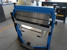 PBB-1270/3SH precision folding machine pen and box bending three segmented blades machinery tools
