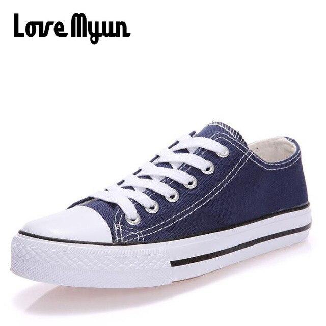 Primavera otoño verano nueva marca chico hombre/zapatos de lona casuales zapatos de Tenis de los hombres de moda Zapatillas de deporte zapatos planos LL-255