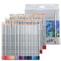 Марко рафин 24/36/48/72 цвета нетоксичен цветной карандаш lapis de cor Профессиональные цветные карандаши для школьные принадлежности  оптовая прода...