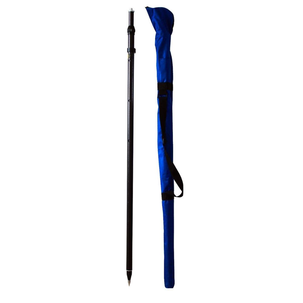 NEW Telescopic carbon fibre survey poles GPS TELESCOPIC CARBON FIBER PRISM GPS