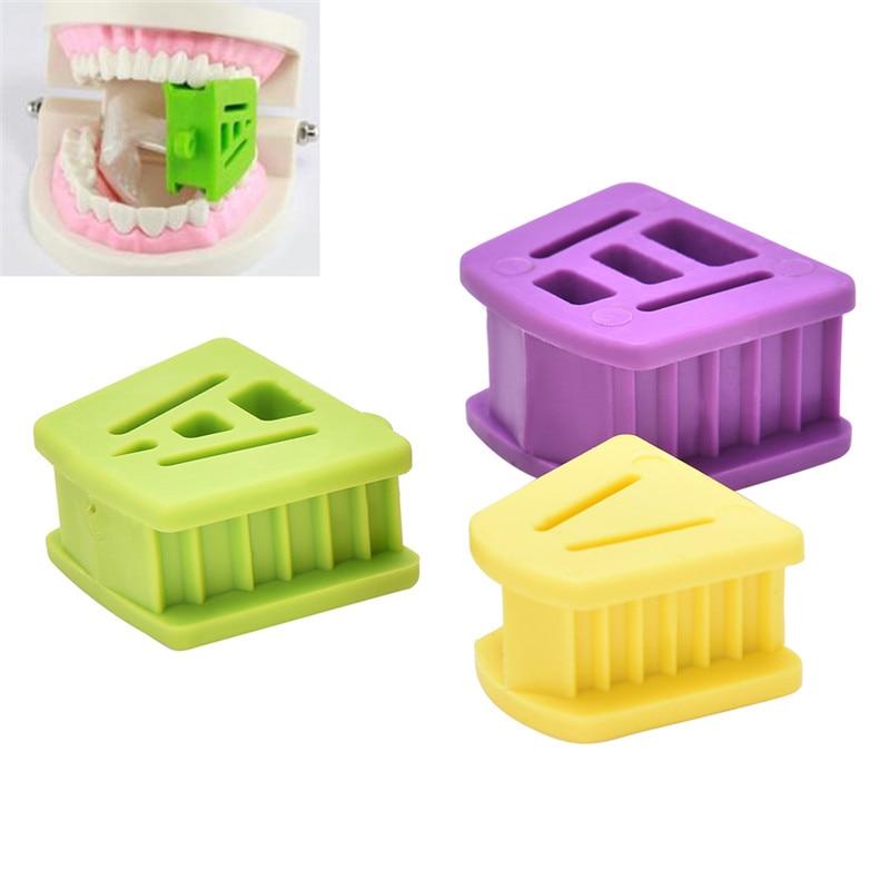Dental Retractor Mouth Opener Silicone Rubber Mouth Opener Dentist Expander Cheek Retractor Large Medium Small