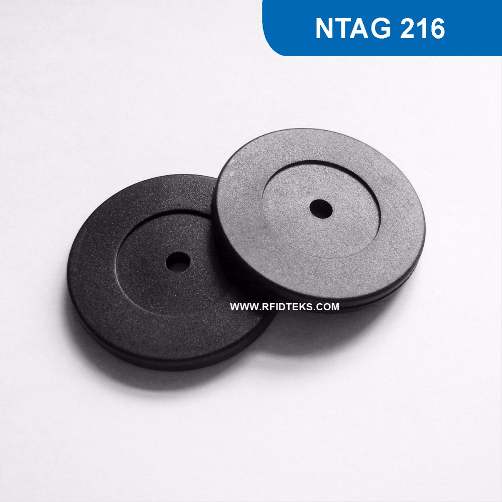 RT35MM ABS RFID Token Tag, NFC Disc Tag for NFC Mobile Phone TAG ISO14443A 13.56MHZ 888Bytes Ntag 216 Chip free shipping пижама chicco chicco ch001ebatax7