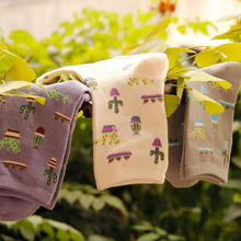 Happy Cactus Socks | Not Prickly