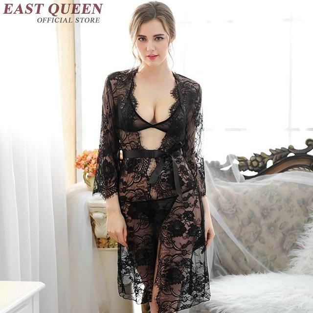 Hot sexy nightwear women sexy ladies nightwear female ladies sexy nightwear home clothing see through nightgown   AA1312