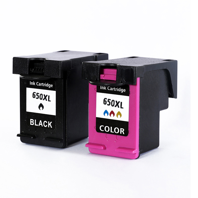 все цены на 2Pack 650XL Refilled Ink Cartridge Replacement for HP 650 XL for HP Deskjet 1015 1515 2515 2545 2645 3515 3545 4515 4645 онлайн