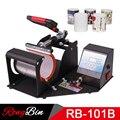 Neue Rot Griff Becher Sublimation Becher Presse Maschine Mug Wärme Drücken Drucker Wärme Transfer Maschine 11 unzen Tasse Druck