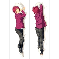 Japanese Anime Male Ensemble Stars Body Pillows Hugging Pillow Cover Case Decorative Pillowcases Double Sided 50*160cm 2way