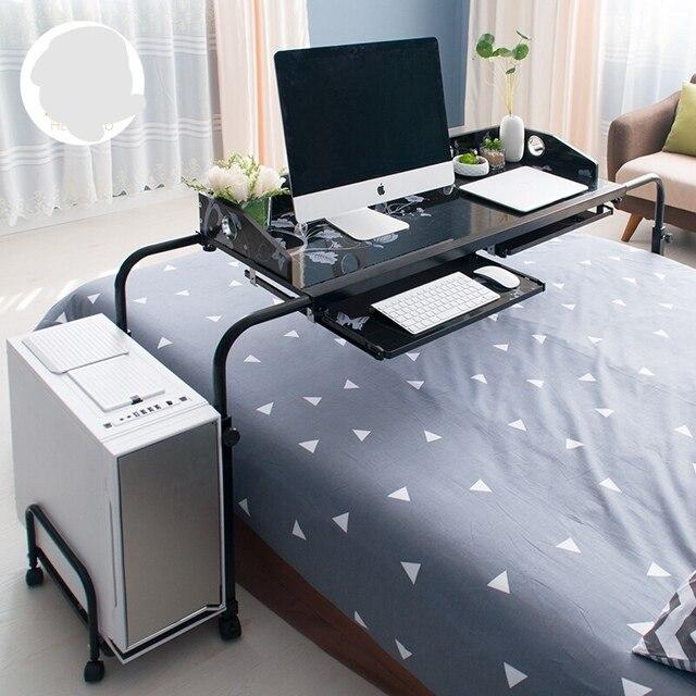 Office desk bed South Africa Desk Computer Desks Bed Table Home Furniture Woodensteel Notebook Desk Soporte Notebook Laptop Stand Laptop Table For Bed 12085cm Flexzoneinfo Computer Desks Bed Table Home Furniture Woodensteel Notebook Desk