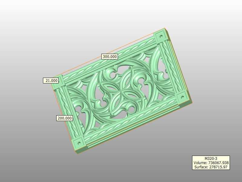 Detail Feedback Questions about (4 files) 3d model CNC router