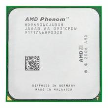 Процессор AMD Phenom X4 9650, 2,3 ГГц, 95 Вт, четырехъядерный Разъем AM2 +
