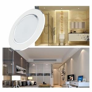 Image 5 - LED Downlight 3W 5W 7W 9W 12W AC220V 230V 240V Warm Wit Koud witte Verzonken LED Lamp Spot Light Led Lamp voor Slaapkamer Keuken