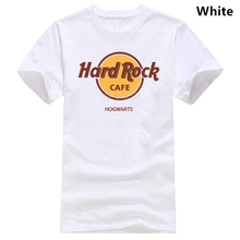 2019 Brand Hard Rock Cafe Hogwarts men t-shirt