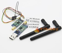 HK Free Shipping CRIUS 3DR Radio 433Mhz Air Module For Telemetry For APM 2 5