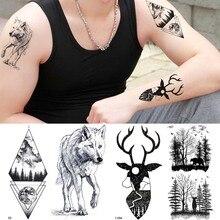 Compra Temporary Tattoo Reindeer Y Disfruta Del Envío Gratuito En