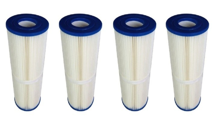 4pcs hot tub filter fit unicel C-4326 Cartridge FilburFC-2375 Darlly 42513
