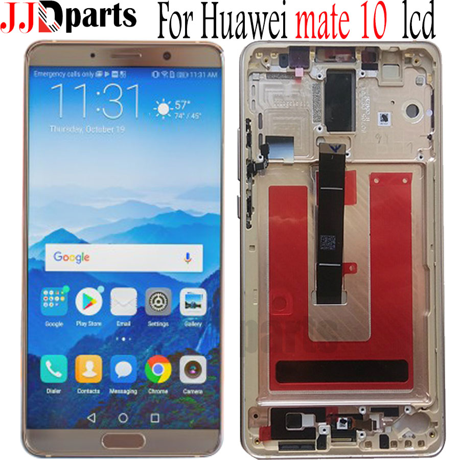 Huawei Mate 10 LCD Display Touch Screen Digitizer Assembly with frame Huawei Mate 10 LCD Mate10