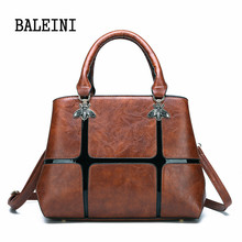 Luxury Women Bag Vintage Patchwork Shoulder Bags High Quality Casual Tote Handbag Butterfly Ladies Crossbody