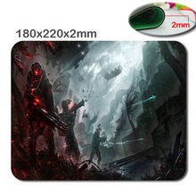 Hot Selling Rubber mouse pad High quality gaming mouse pad laptop large mousepad